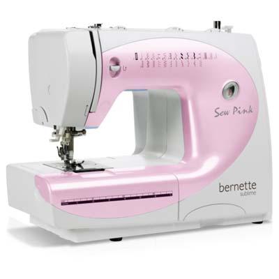 Bernette Sew Pink