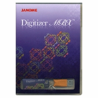 Janome Digitizer MBX v4.5